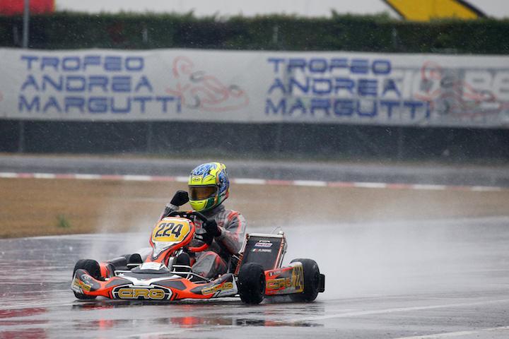 Sigillo CRG al Trofeo Andrea Margutti