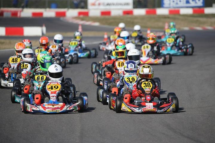L'elenco di tutti i vincitori dei Campionati Regionali ACI Karting 2017.