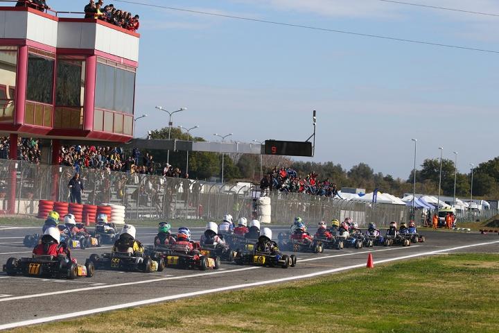 Domenica 18 febbraio a Roma la premiazione Karting dei Campioni 2017 dei Trofei, Coppa Italia e Campionati Regionali ACI Karting