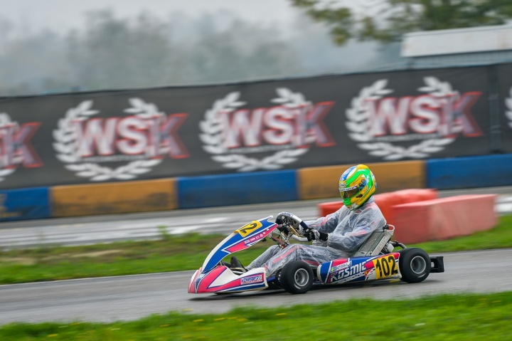 Podio in KZ2 per Bengtsson