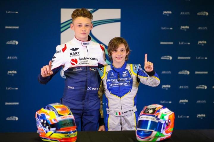 FIA Euro Kristianstad – Patterson (OK) e Antonelli (OKJ) in pole position