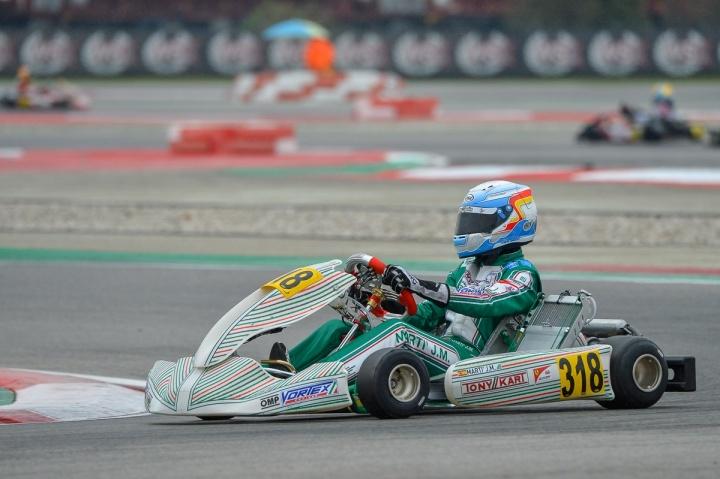 In archivio l'ultima tappa della WSK Final Cup del Racing Team