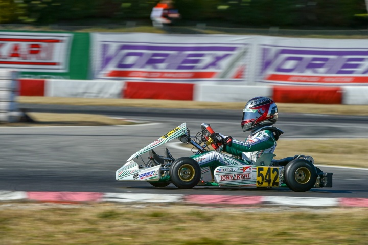 Il Tony Kart Racing Team pronto a battersi sul Circuito Internazionale La Conca