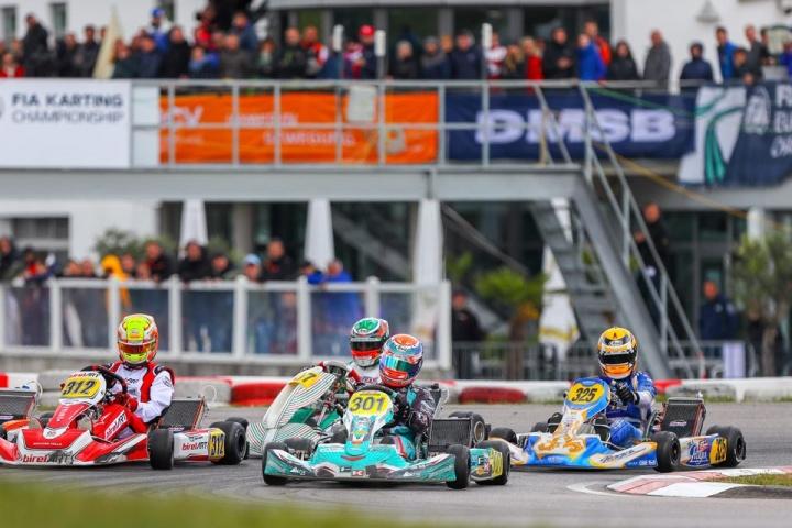 NGM Motorsport a Sarno per l'ultimo atto dell'Europeo