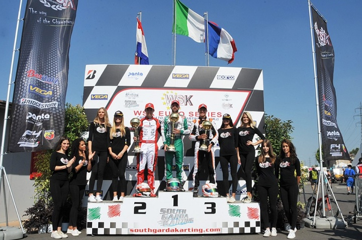 WSK Euro Series - Rd 3, report
