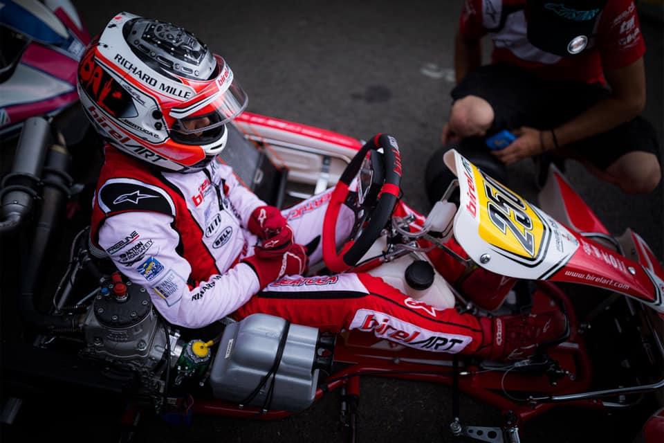 Cristian Bertuca in Finlandia per chiudere la stagione FIA