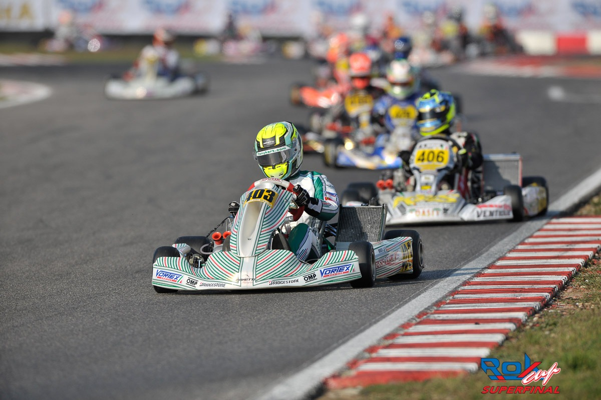Rok Superfinal 2019 – Heats report