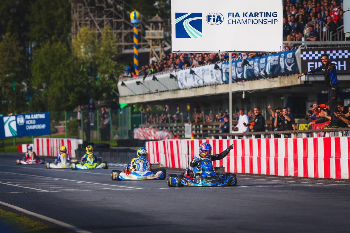 FIA World, Alaharma - Travisanutto e Ten Brinke campioni in Finlandia