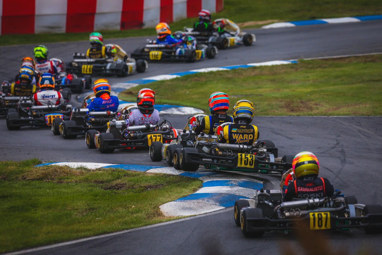 FIA World Championship - Heats