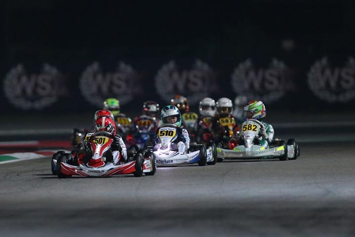 WSK Euro Series, Adria - Manche