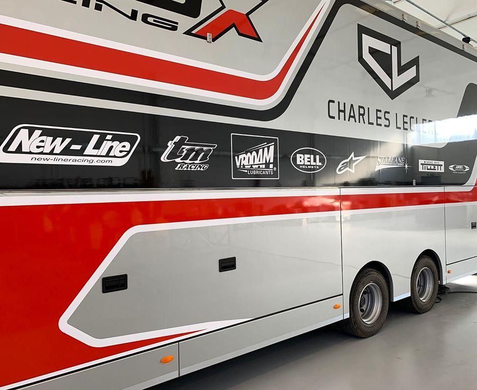 Viganò pronto per il debutto con i colori Leclerc
