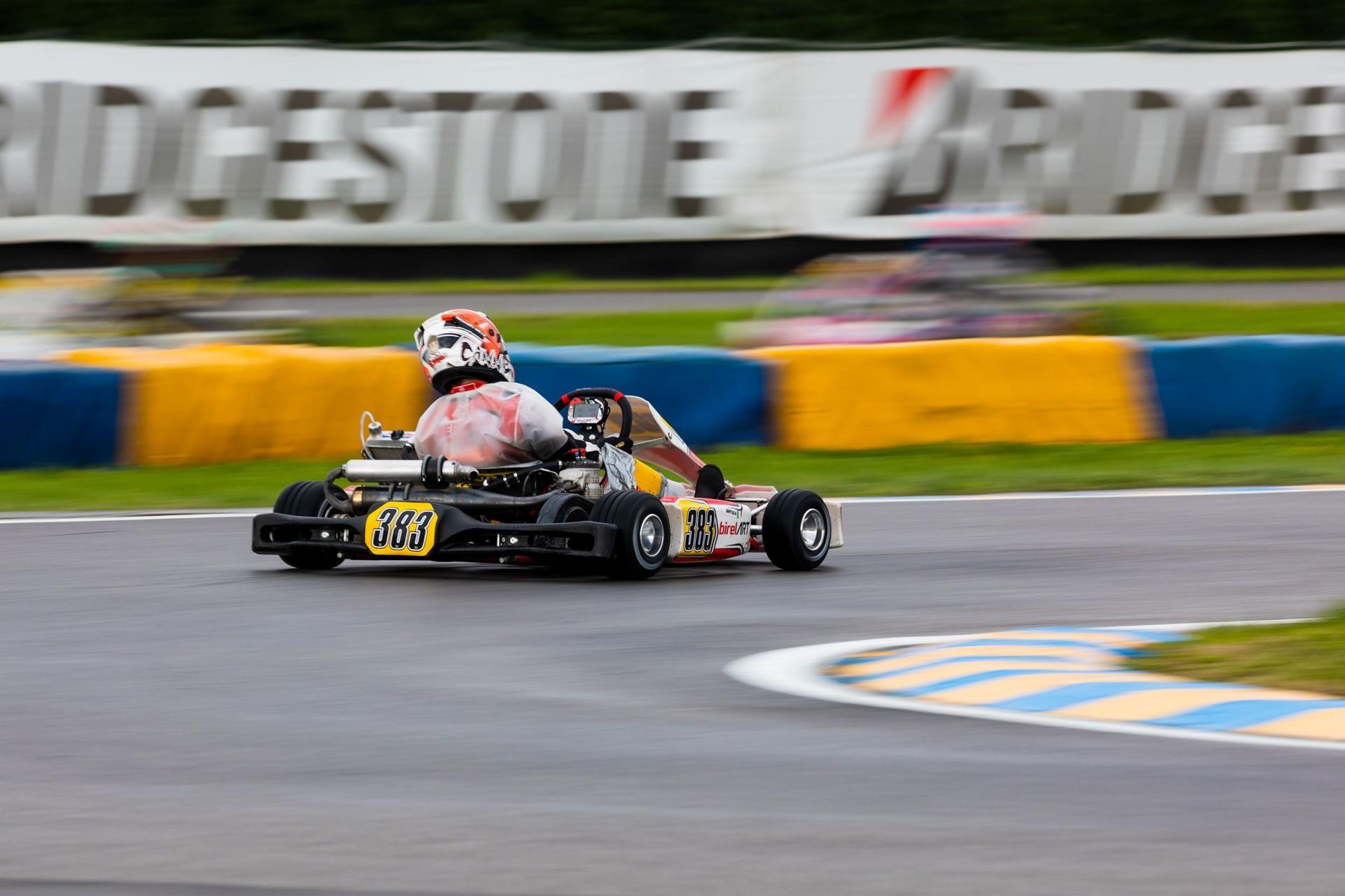 Bertuca conclude la stagione ACI X30 Senior al 7 Laghi