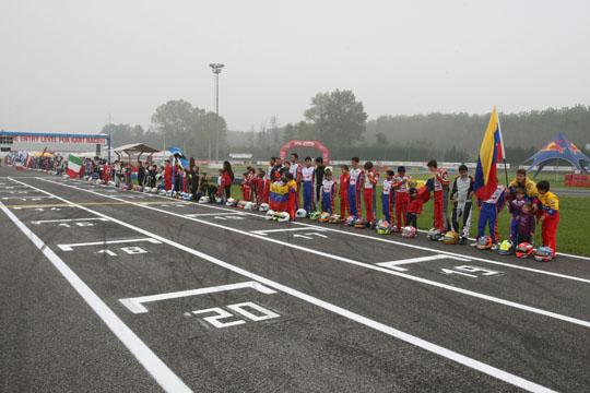 UN EVENTO SPETTACOLARE SUL CIRCUITO DI CASTELLETTO HA ASSEGNATO I TITOLI INTERNAZIONALI 2013