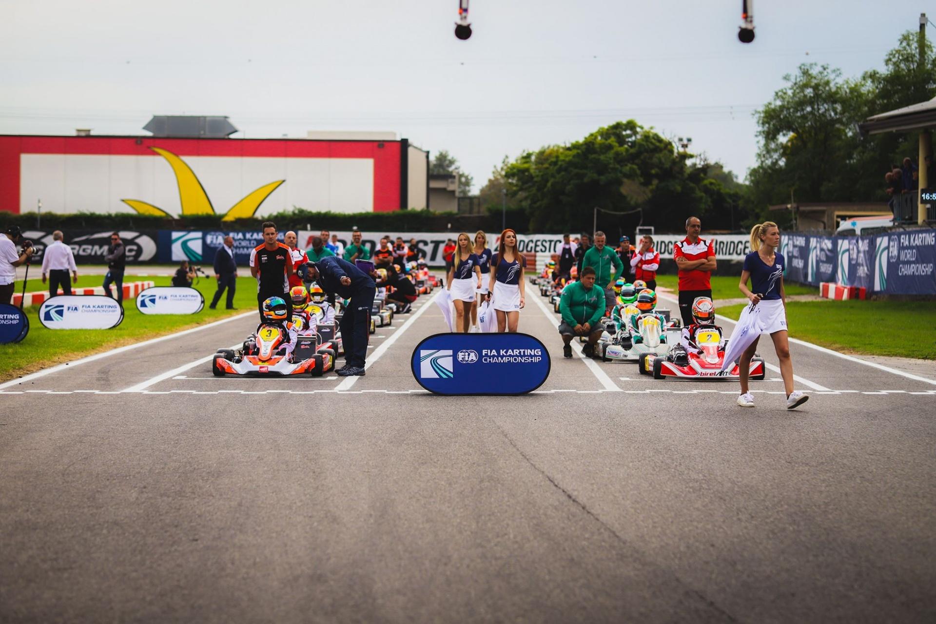 FIA Karting posticipa l'inizio del Campionato Europeo, rimandate Zuera e Lonato