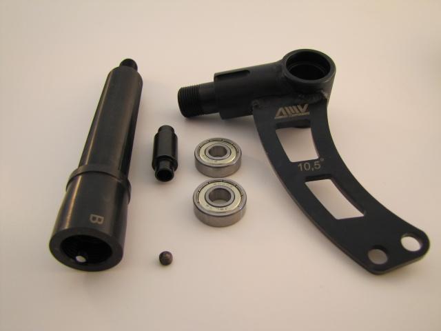 ACCESSORI AMV: L'intercambiabilità nei fuselli