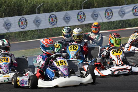Calendario completo del Campionato Italiano, Coppe di Zona e Trofeo Nazionale