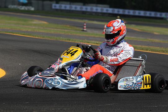 """Siena fa il """"botto"""" con 200 piloti nella terza prova del Campionato Italiano CSAI Karting"""