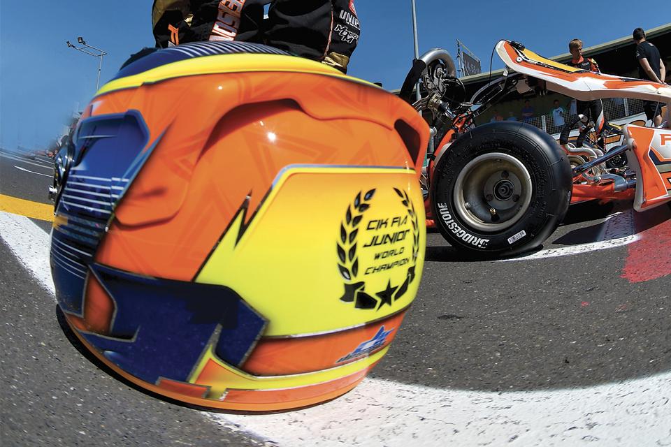 L'importanza del casco