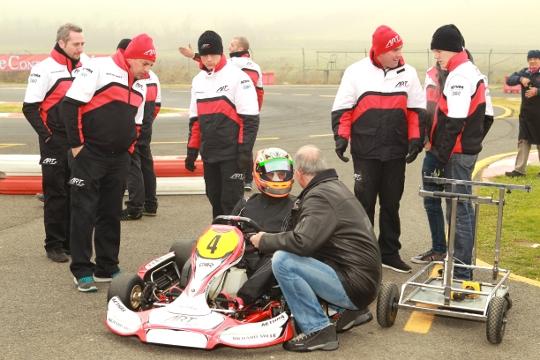 ART GP Open Days a Siena: inizio positivo