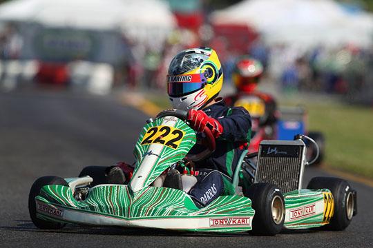 Grande finale a Castelletto per l'ultima prova del Campionato Italiano CSAI Karting del 27 ottobre