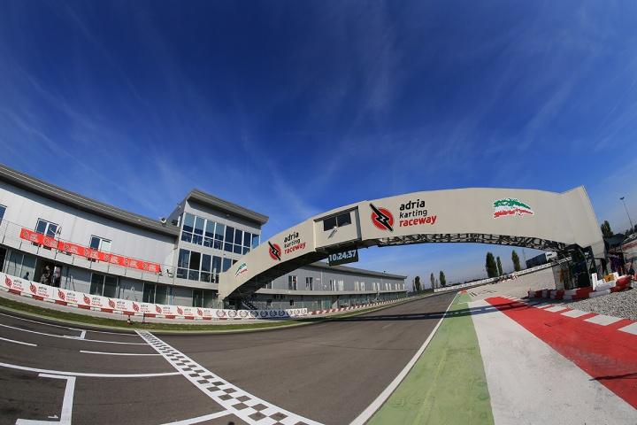 Anche ad Adria è atteso un bel numero di piloti per il Campionato Italiano ACI Karting