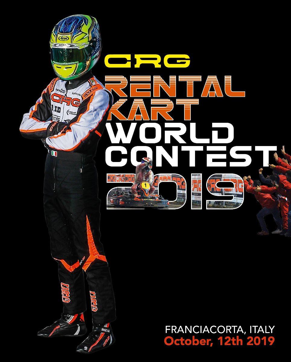 Tutto pronto per il Rental Kart World Contest