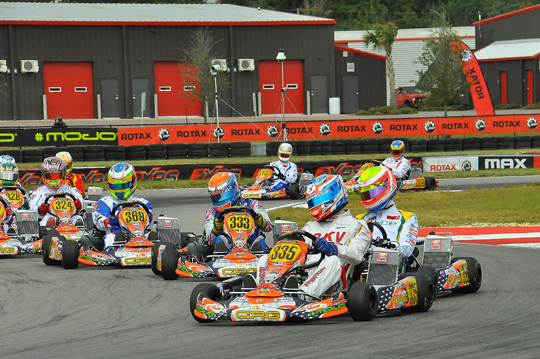 Concluso a New Orleans  il Rotax Max Challenge Grand Finals 2013