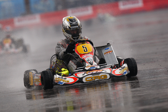 A Las Vegas Forè è terzo con CRG USA, in Brasile doppietta vincente CRG con Lennox e Forè