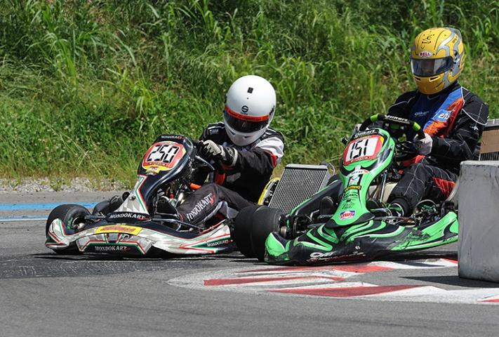 Il Kartsport Circuit al giro di boa