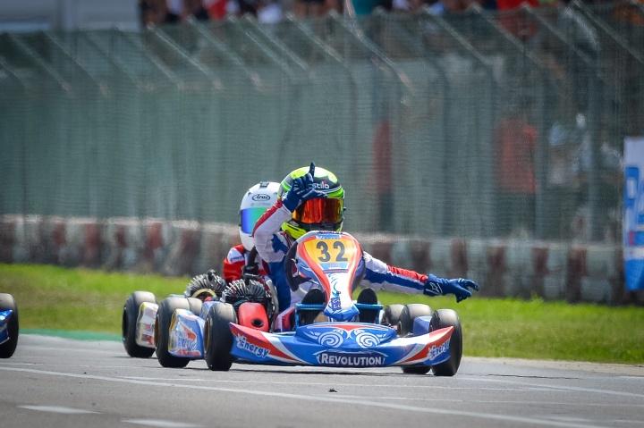 Olivieri vince ad Adria nel Campionato Italiano Karting