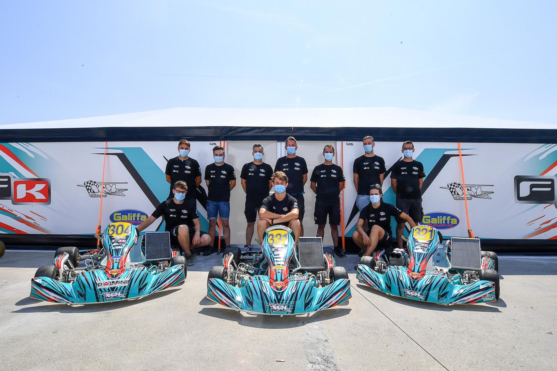 E' tempo di Campionato Europeo FIA per NGM Motorsport