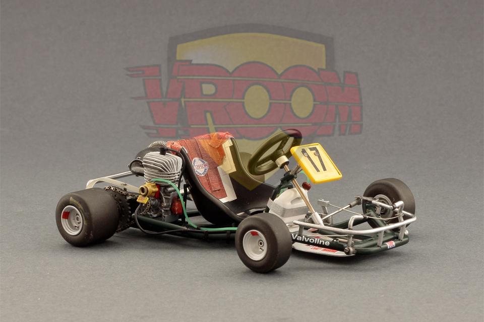 Fujimi DAP/DAP di Ayrton Senna