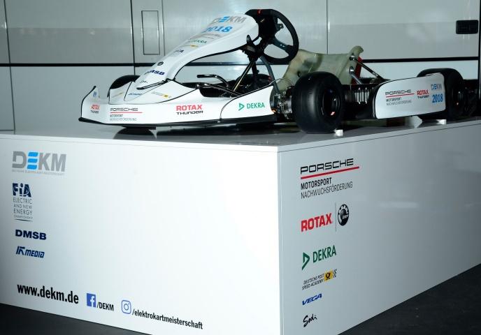 In Germania arriva il DEKM, la Formula E del Karting!
