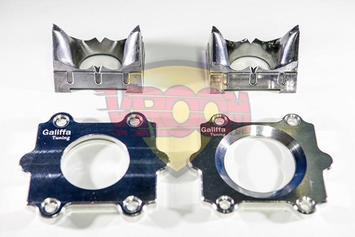 Comparazione diffusori su TM 125 KZ10B