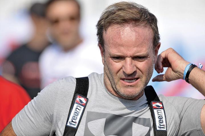 Rubens Barrichello, l'eterno ragazzo