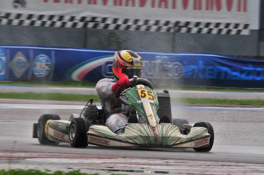 "Trofeo Invernale ""Ayrton Senna"" 1 Round"