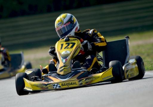 Al Villeneuve di Arce Randazzo e Acciardo i più veloci
