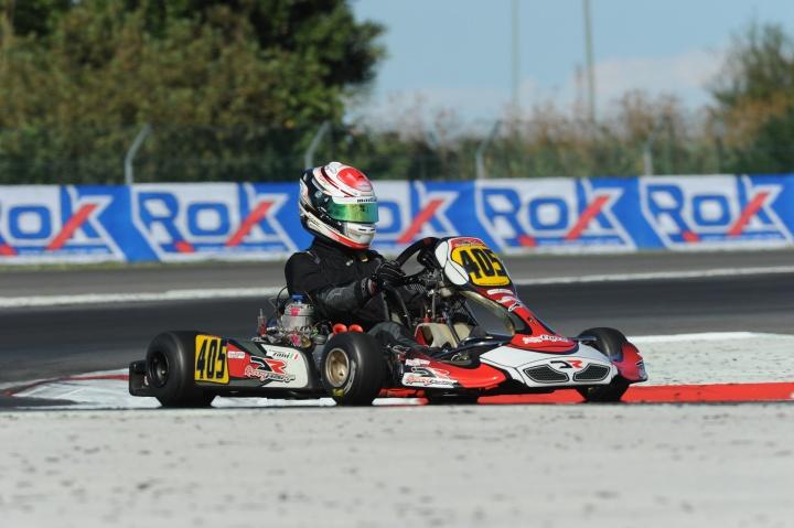 DR con New Force vince l'italiano Rok ad Adria