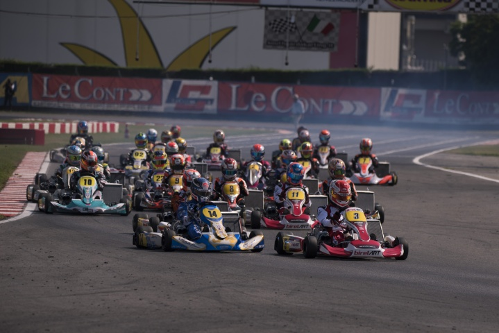 Kart Grand Prix of Italy – Heats