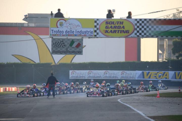 Lulham, esordio OK! L'inglese vince all'esordio in Senior al Trofeo delle Industrie