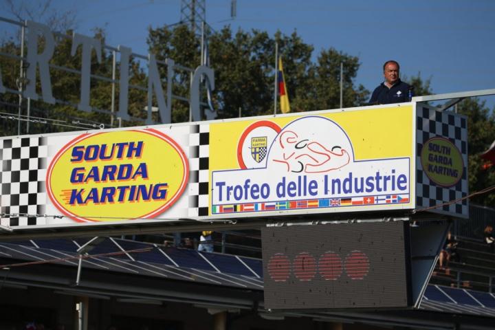 Riccardo Longhi fa suo il Trofeo delle Industrie KZ2, Pollini e Torsellini a podio