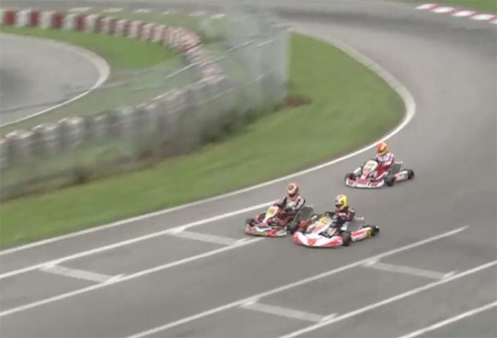 Wackersdorf (D), Irlando (Sodi/Tm) conquista il titolo KZ2