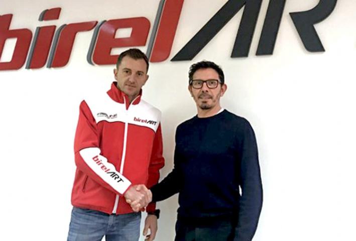 È ufficiale Foré è il nuovo team manager della Birel Art