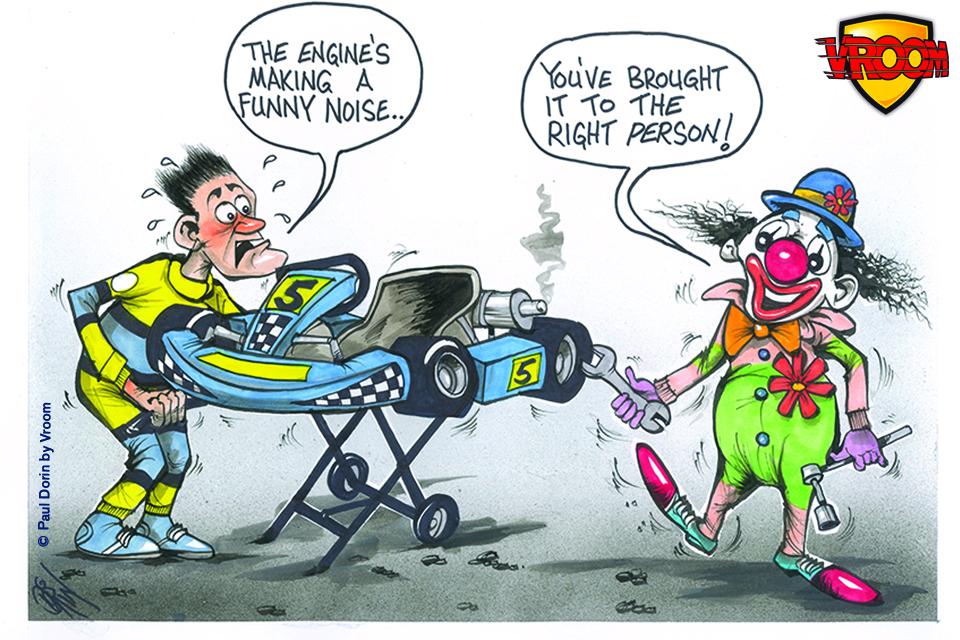 La Vignetta della settimana