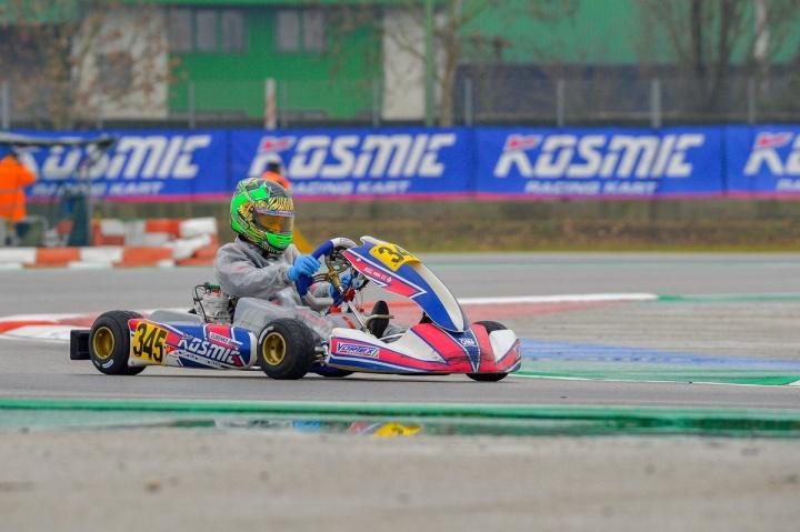 Kosmic punta in alto per la 24a edizione della Winter Cup