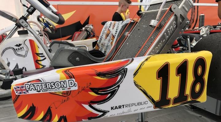 Patterson e Bedrin in pole nel Campionato Europeo ad Essay