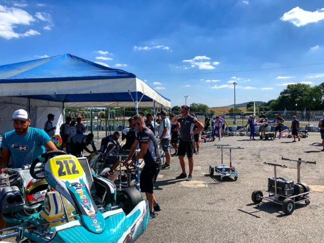 Ad Essay si decidono i Campionati europei CIK FIA per OK ed OKJ