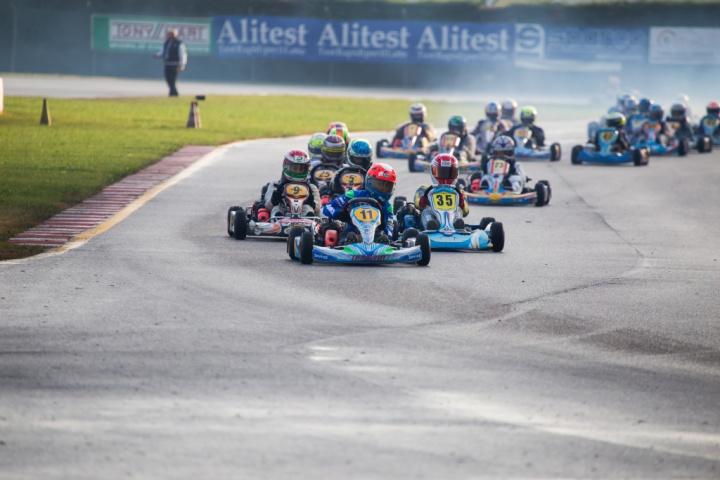 Baby Race fa doppietta in 60 Mini, Bedrin e Rusian sul podio del 46° Trofeo delle Industrie