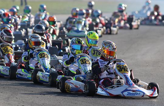 Pronti a scendere in pista a Lonato i 200 piloti del 25° Trofeo Andrea Margutti