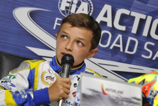 Nuove stelle del Karting internazionale dall'Europeo di Alcaniz